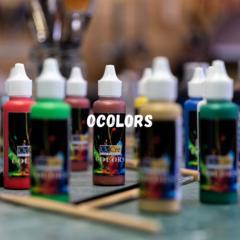 OcCre verfpakketten