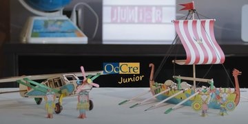 OcCre Junior pakketten