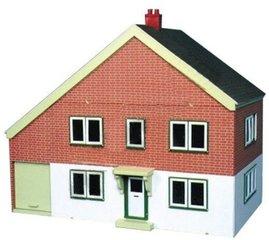 Poppenhuis bouwpakketten