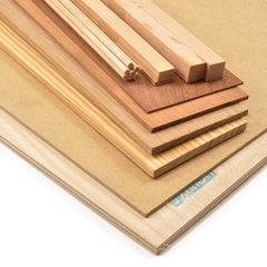 Modelbouw hout