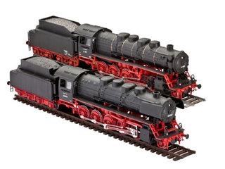 Goedkope locomotieven voor Spoor HO