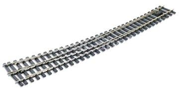 PECO rails en wissels Code 124 bullhead