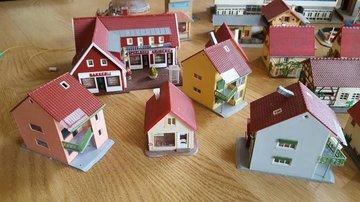 Scenerybouw en gebouwen
