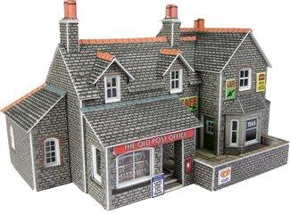 Huizen en winkels e.d.