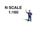 Spoor N (schaal 1:160)