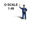Spoor O (schaal 1:48)