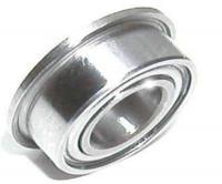 Metal sealed flenslagers