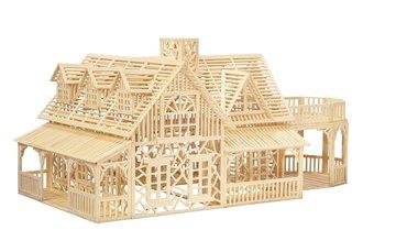 Lucifer bouwpakketten for Modellhaus bauen