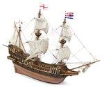 Bouwbeschrijving Golden Hind; OC12003;  modelbouw schepen; OcCre; Occre modelbouw; modelbouw; nederlandse bouwbeschrijving