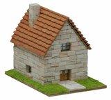 hobby en modelbouw; Aedes Ars; AE1998; Piccolo Chalet; miniatuur diorama; modelbouw diorama;  miniatuur burchten; modelbouw bur