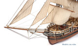 Essex; 12006; Moby Dick; modelbouw; OcCre; Nederlandse bouwbeschrijving;  modelbouw; OcCre; Nederlandse bouwbeschrijving. occre