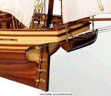San Juan (Falucco); OC12001;  modelbouw schepen; OcCre; Occre modelbouw; modelbouw; nederlandse bouwbeschrijving
