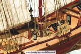 Schoener Albatros; OC12500;  modelbouw schepen; OcCre; Occre modelbouw; modelbouw; nederlandse bouwbeschrijving