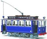 Tram Tibidabo Tramvia Blau voor spoor G; 53001; nederlandse bouwbeschrijving; OcCre; Occre modelbouw; modelbouw; modelbouw; mod