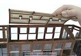 OC53003; Tram Soller voor spoor G; spoor G; nederlandse bouwbeschrijving; OcCre; Occre modelbouw; modelbouw; modelbouw; modelbo