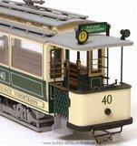 Tram Berlin voor spoor G; 53004; spoor G; nederlandse bouwbeschrijving; OcCre; Occre modelbouw; modelbouw; modelbouw; modelbouw