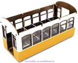 53005; Tram Lisboa; spoor G; modelbouw tram OcCre; Occre modelbouw; modelbouw; nederlandse bouwbeschrijving; modelbouw; modelbo