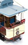 Occre; Stuttgart tram voor spoor G; 53009; spoor G; modelbouw tram OcCre; Occre modelbouw; modelbouw; nederlandse bouwbeschrijv