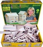 hobby en modelbouw; Vario Massive 209 stuks; W25;  Walachia; houten speelgoed, houten modelbouw, schaal 1:32; 1:32; modelbouw;
