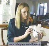 Een post- of servethouder maken_