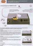 Styroporsnijtafel Thermocut 230/E; Proxxon; styroporsnijder,piepschuim snijden,piepschuimsnijder,polistyrol snijden,styrofoam s