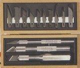 modelbouw; gereedschappen; gereedschapssets; Proedge 30830; 30830; messenset; meshouders;