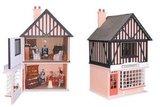 Winkel-woonhuis, ideaal voor kleinbehuisden._