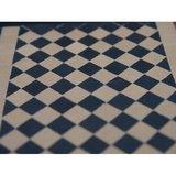 Victoriaanse tegels 8.5*8.5*2 mm, kleur: creme_
