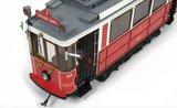 OC53010; Tram Istanbul voor spoor G; spoor G; modelbouw tram OcCre; Occre modelbouw; modelbouw; nederlandse bouwbeschrijving; m