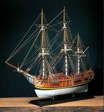 H.M.S. Bounty; amatie; hobby en modelbouw