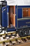 Slaapwagen van de Orient Express nr 3533 LX; amati; modelbouw