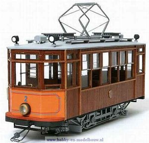 Tram Soller voor spoor G