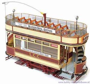 Tram London 106 voor spoor G