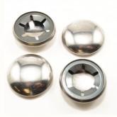 Asborgers met bolle kap 12.7 mm