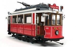 Tram Istanbul voor spoor G