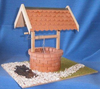 bouwdoos eigen ontworpen Waterput