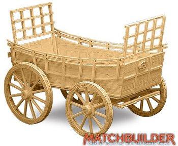 Hooiwagen uit de 18e eeuw