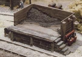 Kolenbunker voor Spoor G