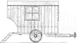 Baanwerkerswagen voor Spoor G, LGB