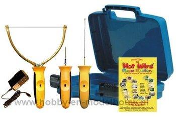 Hot Wire 3-in-1 piepschuimsnijder set