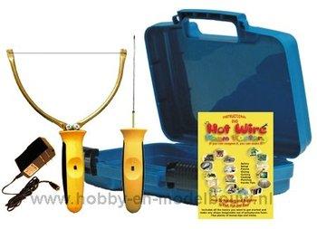Hot Wire 2-in-1 piepschuimsnijder set