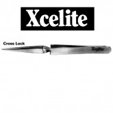 Pincet Xcelite met scherpe punten, normaal gesloten