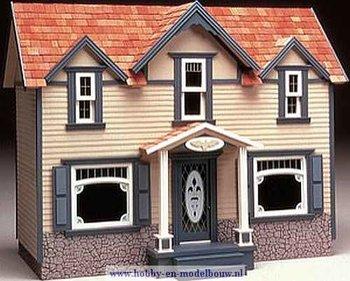 Newport Cape house