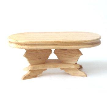 Ovale salontafel