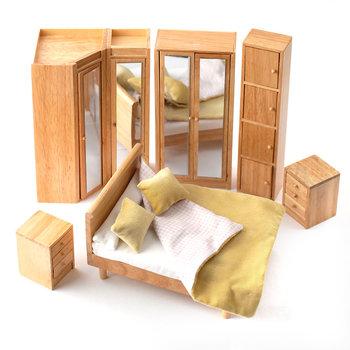 Moderne slaapkamerset
