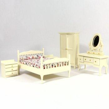 Liefelijke slaapkamerset
