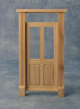 Corner Shop Door