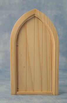 April Cottage Door