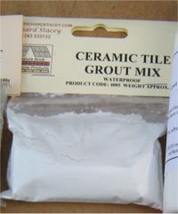 Ceramic Tile Grout Mix