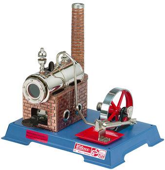 Bouwset stoommachine